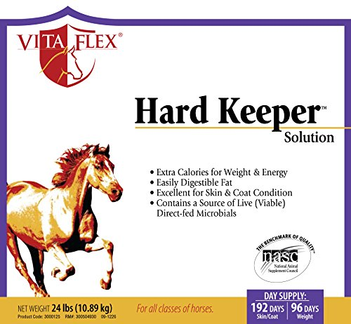 Product image of Vita Flex Hard Keeper Solution Horse Supplement