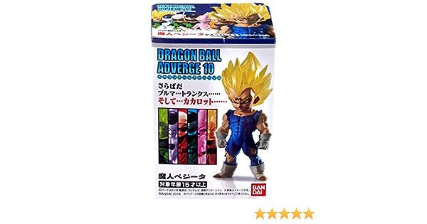 Dragonball Super Adverge Mini Figure Series 10-Majin Vegeta New Unopened