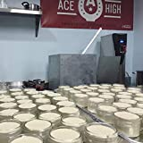 Ace High Unscented Pomade, Strong Hold, Natural