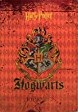 img - for Harry Potter Hogwarts Red Bound Journal book / textbook / text book