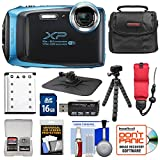 Fujifilm FinePix XP130 Shock & Waterproof Wi-Fi Digital Camera...