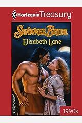 Shawnee Bride Kindle Edition