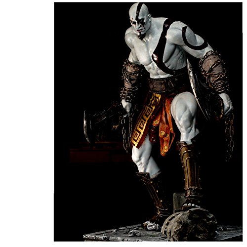 Kratos Statue From Playstation God Of War