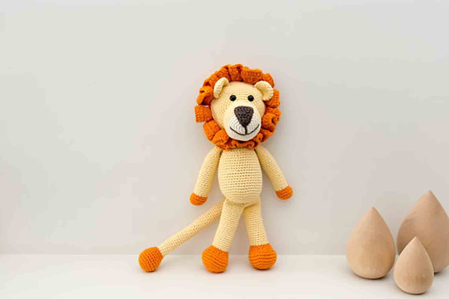 Simba - The Lion King | Amigurumi lion Disney crochet toy Disney ... | 1000x1500