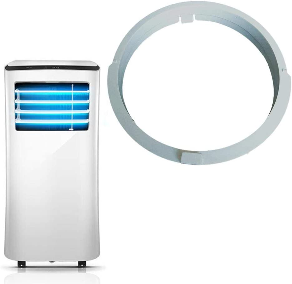conector para tubo de aire acondicionado port/átil para Midea WUYANSE Adaptador para tubo flexible de escape del aire acondicionado m/óvil