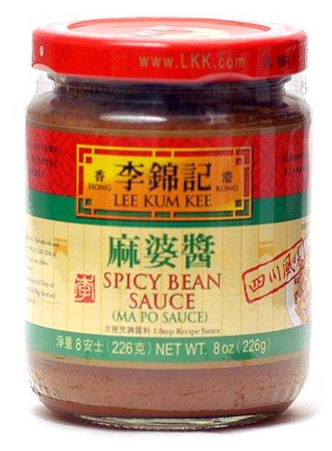 - Lee Kum Kee Spicy Bean Sauce (Ma Po) - 8 oz.