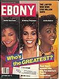 #10: Ebony 10/1987-Janet Jackson-Whitney Houston-Anita Baker-FN