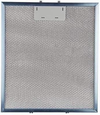 Filtre métallique cache-lampe pour hotte aspirante 3bd764x 3bd764N01353110