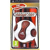 Psp Championship Manager 2007 - EIDOS