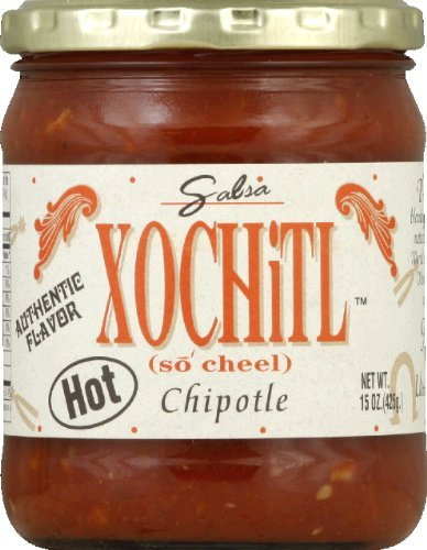 Xochitl Chipotle Hot Salsa, 15 Ounce - 6 per case.