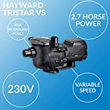 Hayward W3SP3206VSP TriStar VS Variable-Speed