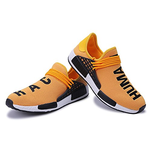 Casual Breathable Sneakers Shoes Loafers HUAN Trainers Shoes C Tulle Comfort Fall Spring Lovers xpXXq0v