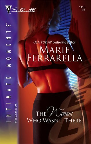 book cover of The Woman Who Wasn\'t There