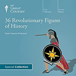 36 Revolutionary Figures of History