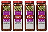 Tone's Spices Taco Seasoning Traditional Blend for Mexican Dishes - Net Weight 23 oz (4 Pack)