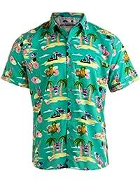 ac2b14ac24f Men s Novelty Button Down Shirts