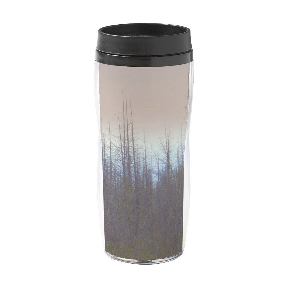 CafePress - Haunted Woods - 16 oz Travel Mug