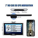 CARRVAS GPS Navigation for Car, 2021 MAP Truck GPS