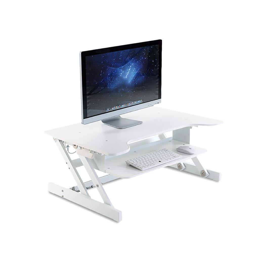 O&YQ Mesa Plegable Portátil para Computadora Escritorio Vertical ...