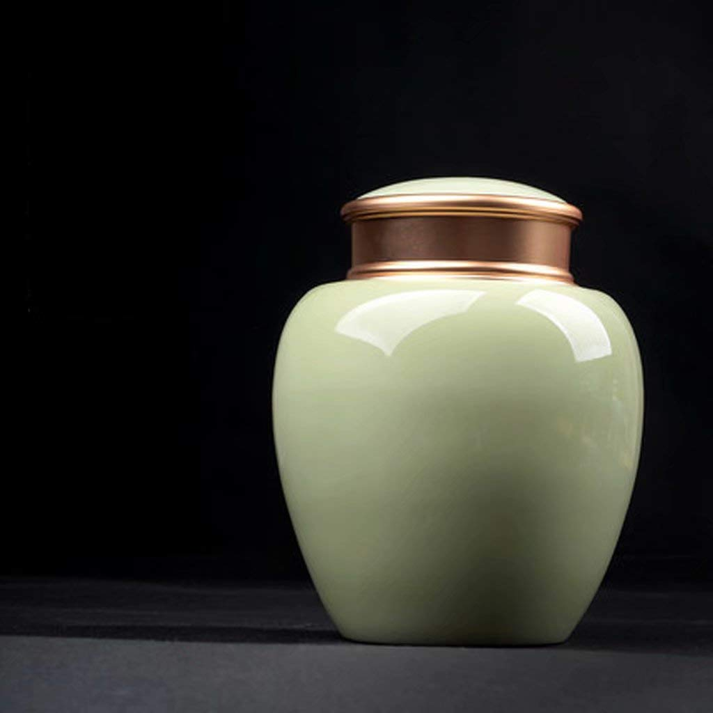 A Mini Cremation Urns for Human Ashes Adult  Fits Small Amount of Cremated Remains  Display Burial Urn at Home  OfficeUrn1113.5  5.3cm