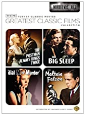 THE MALTESE FALCON Some high-living lowlifes want to get their sweaty hands on a bejeweled falcon. Detective Sam Spade (Humphrey Bogart) wants to find out why – and who'll take the fall for his pertner's murder. Sydney Greenstreet, Mary Astor...