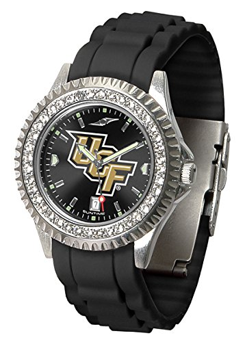 Linkswalker Ladies Central Florida Knights Sparkle - Ladies Sport Watch Steel Knights