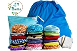 Lil Bums Cloth Diapers Starter Kit 18 Pack