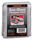 Fibre Glass-Evercoat Co 100911 Fiberglass Cloth - 6 oz.