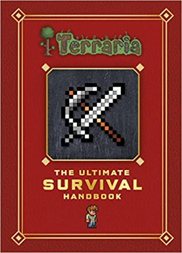 terraria ultimate guide book