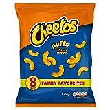 cheese cheetos - Cheetos Cheese Puffs Snacks 13g x - 8 per pack