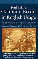 Common Errors in English Usage: Third Edition (English Edition)