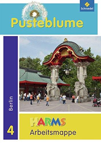 Pusteblume. Das Sachbuch - Ausgabe 2010 für Berlin, Brandenburg und Mecklenburg-Vorpommern: Arbeitsmappe 4 Berlin + FIT MIT