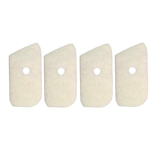 Panari (Pack de 4) 530150253 Filtro de aire para Craftsman ...