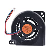 Eathtek Replacement CPU Cooling Fan for Toshiba Portege R700 R705 R830 R835 series, Compatible part number GDM610000456 C-136C