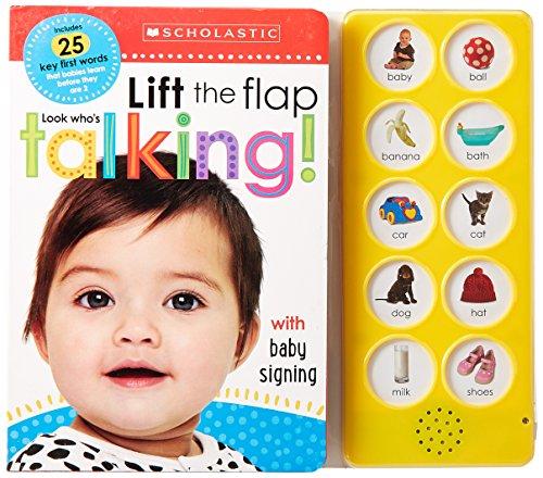 Lift The Flap Look WhoS Talking