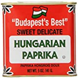 Bascom's Hungarian Spices, Paprika, 5 Ounce