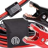 12 Gauge Automotive Battery Jumper Cables