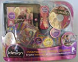 Barbie idesign Ultimate Stylist Interactive Design Studio