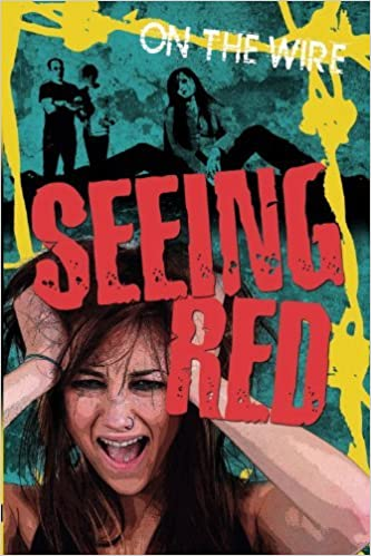 Book Seeing Red (On the Wire) by Jill Atkins (2010-08-01)