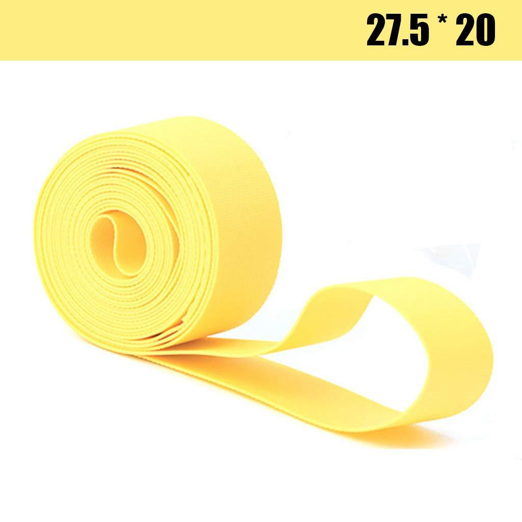 Mantain 4 Pcs Bike Bicycle Rim Strip Rim Tape Tire Liner Protector 26//27.5//29//700c