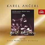 Ancerl Gold ed.3: Violinkonzerte