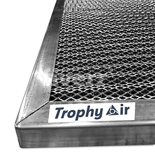 Trophy Air Electrostatic Air Filter Replacement | HVAC Conditioner Purifier | Purify Allergens for Cleaner, Healthier Home Environment | Easy to Install | Made in the USA (20x30x1)