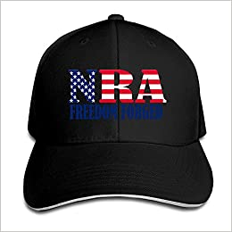NRA Freedom Forged Since 1871 Snapback Cap Fitted Baseball Caps Black   6700014011132  Amazon.com  Books 66c6e432923