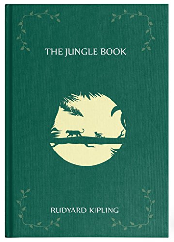 Personalized Children's Storybook - The Jungle Book Mowgli Baloo Bagheera Kaa Illustrated HardCover Rudyard Kipling/Unique Perfect Gift (Change Name) Boy for Birthday Holiday Christmas by ImTheStory