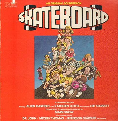 SKATEBOARD (ORIGINAL SOUNDTRACK LP, 1978) (Dr Skateboard)
