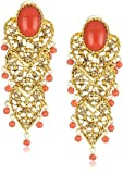 "Clara Kasavina, ""Gypsy Collection"" Filigree Chandelier Earrings"