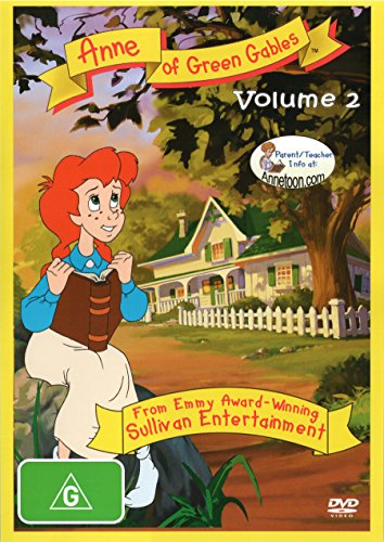 Anne of Green Gables The Animated Series Volume 2 | NON-USA Format | PAL | Region 4 Import - Australia -  DVD, Lilliane Andre, Emily Hampshire, Bryn McAuley Patricia Gage