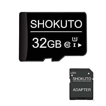 Tarjeta SD, 32 GB, tarjeta de memoria micro SDHC (tarjeta TF ...