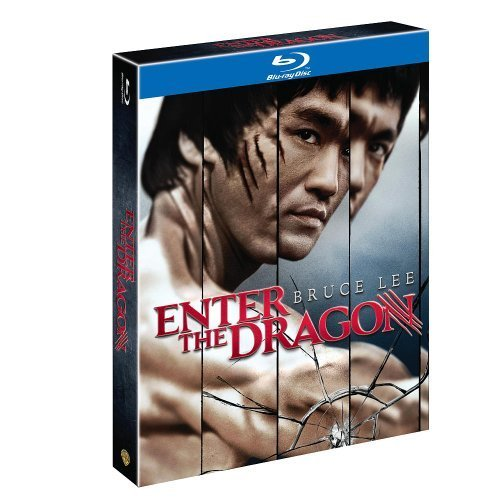 Enter the Dragon 40th Anniversary Blu-Ray by Warner Home Video