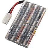 Conrad 206671 batería recargable - Batería/Pila recargable (Juguete, AA, Níquel metal hidruro)